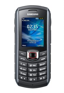 New Samsung 271 B2710 Unlocked GSM Extreme Durability Cell Phone Black