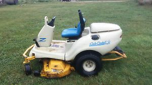 Cub Cadet Commercial Zero Turn Mower Liquid Cooled