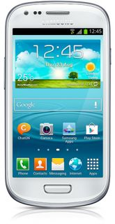 Samsung Galaxy S3 Mini GT I8190 White Unlocked GSM Mobile Phone Android 4 1 New