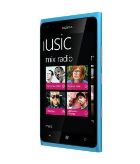 New Nokia Lumia 900 16GB Unlocked GSM Phone Cyan Blue 411378273932