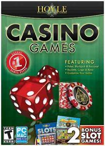 Hoyle Card Casino Games 2013 PC Mac Software