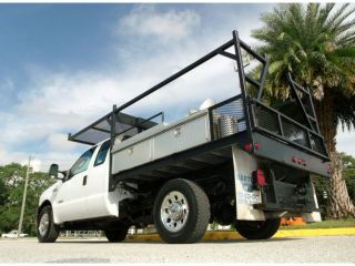 Utility Truck Ladder Rack