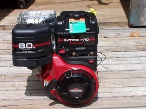 Briggs Stratton 8 HP Engine Made for Generators