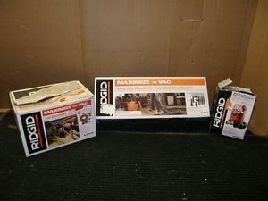 Ridgid Premium Car Cleaning Kit Vacuum Pump Accessory