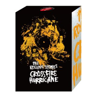 Pre Sale The Rolling Stones 50 Years Crossfire Hurricane Blu Ray T Shirt
