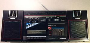 Panasonic Radio Cassette Player