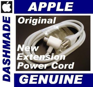 New Apple MacBook Air Pro MagSafe AC Adapter's Extension Power Cord Cable