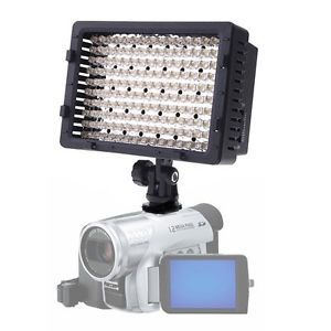 5400K CN 160 LED Video Light for Camera DV Camcorder Light New