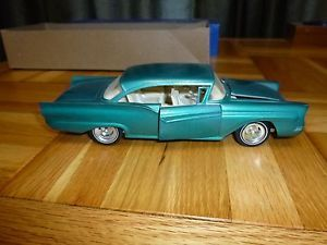 AMT 1957 Ford Customized Kit Model Car Kit Early Built Kit AMT Ford Kit 57 Ford