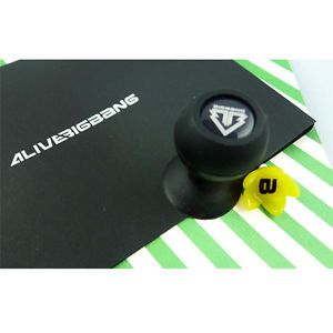 YG eshop BIGBANG Official Earphone Ear Cap Plug Stand Holder Set iPhone