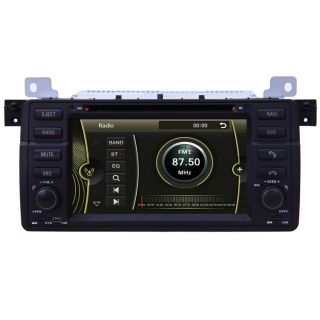 New 2001 06 BMW E46 M3 Car GPS Navigation System Radio TV iPod  CD DVD Player