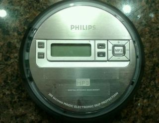 Philips EXP2550 Portable Compact Disc  Player CD Discman