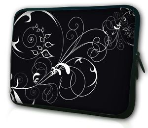 "15"" 15 4 15 6 inch Pretty Neoprene Laptop Case Sleeve Netbook Cover Pouch Holder"