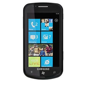 Mint Samsung SGH i917 Focus Unlocked Windows 7 5MP WiFi World Smartphone