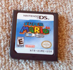 Super Mario Bros Nintendo DS 2006