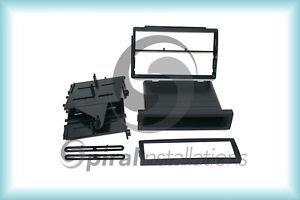 Nissan Altima 2005 Up Radio Stereo Dash Installation Mounting Kit