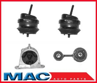 2004 2006 Chrysler Pacifica 3 5L Motor Engine Mount Kit