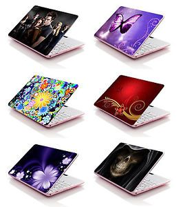 Netbook Laptop Notebook Skin Sticker Cover Decal Art HP Toshiba Acer Panasonic
