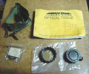 USMC Marine Corps Night Vision Monocular Demist Lens Sacrificial Window Kit
