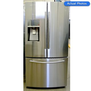Samsung RF323TEDBSR 32 CU ft French 3 Door Stainless Steel Refrigerator 3603