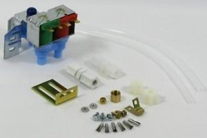 Replacement Fit Solenoid Inlet Water Valve Kit for Select Kenmore Refrigerators