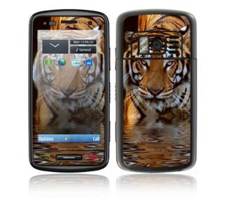 AM14 Nokia Decal Skin Sticker Cover Fearless Tiger