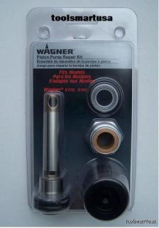 Wagner Piston Pump Repair Kit 0512229 Fits 9170 9190