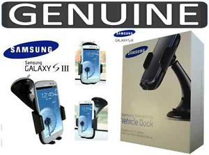 Genuine Samsung Galaxy S3 i9300 Vehicle Dock Car Holder Kit Mount ECS K200BEG