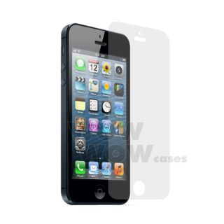 10 x Anti Glare Matte Screen Protector Film Cover Shield for Apple iPhone 5 5g