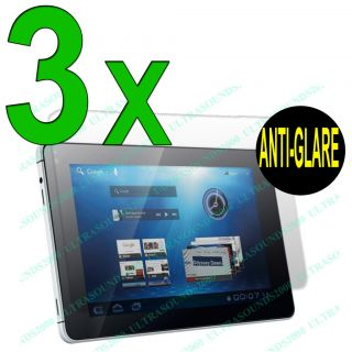 Matte Anti Glare Screen Protector for Huawei MediaPad 7 inch Tablet PC x 3 Pcs