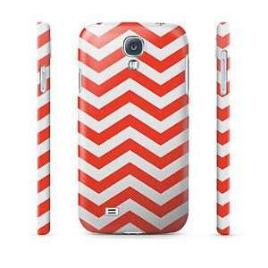 Chevron Red Hard Cover Case for iPhone Samsung 65 Other Phones