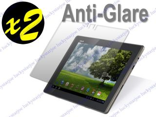 2 Pcs x Matte Anti Glare Screen Protector Film for Asus EeePad Transformer TF101