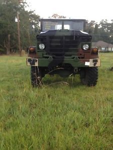 Refurbished Military 5 Ton Cargo Truck 1990 Model 6x6