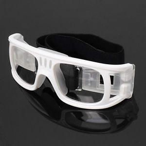 Sports Safety Wrap Goggles Glasses Eyewear Basketball
