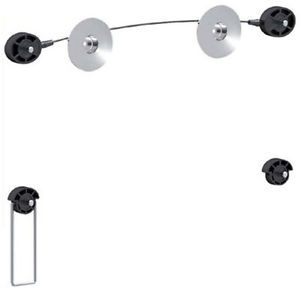 Ultra Slim LED TV Wall Mount Samsung Hanger Style