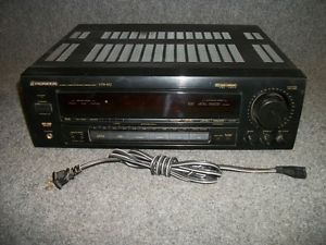 Pioneer VSX 452 Home Theater Surround Sound Audio Video Stereo Receiver System