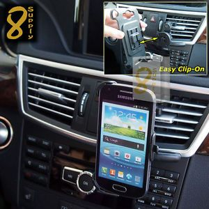 Car Truck Air Vent Mobile Phone Mount Cradle Holder for Samsung Galaxy S3 I9300