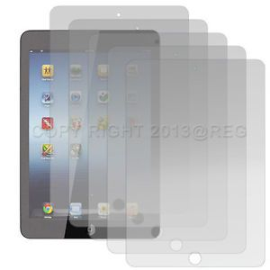 5X Anti Glare Matte Screen Protector Guard Cover Shield Film for Apple iPad Mini