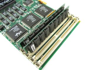 Texas Micro 92 005346 0X P5PCI 133 Pentium 133MHz SCSI 2 Single Board Computer