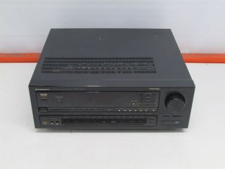 Pioneer VSX D601 Audio Video Stereo Receiver