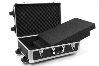 OSP Large Universal Lightweight Utility Case with Pull Pluck Foam