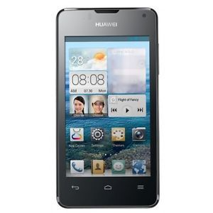 New Huawei Ascend Y300 Unlocked GSM Android Phone Black