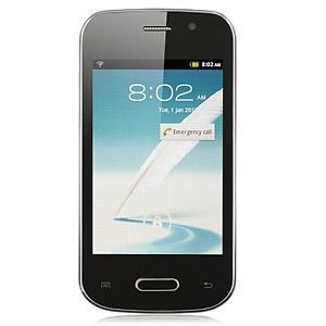 "Smartphone Mini 7562 Android WiFi 3 5""Unlocked Dual Simcard Cheap Cell Phones"