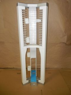 Wii Levelup Video Game System Accessories Large Storage Tower Stand