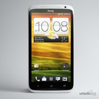 HTC One x S720e 32GB Next G Android 4 0 Touch Screen WiFi GPS Phone Car CHRGR A