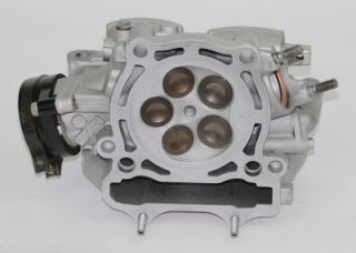 2007 Yamaha YZ250F Engine Motor Cylinder MDK Ported Head and Valves Web Cams