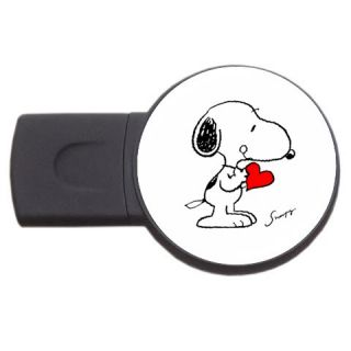 New Hot Snoopy Love USB Flash Memory Drive 2 GB
