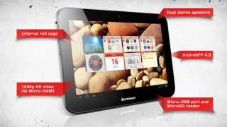 "Lenovo IdeaPad 2109A Quad Core Tablet 9"" Touchscreen Android ICS"