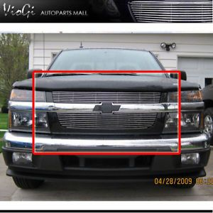 04 07 Chevy Colorado Pickup Upper Billet Grill Grille