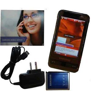 New Verizon Page Plus Samsung i910 Omnia Windows Smart Phone